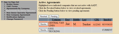 Active Agreements2
